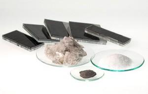 Das Verfahren ist auch auf Solarzellen anwendbar (Foto: Fraunhofer ISC)
