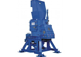 """Vertikalshredder """"Rotacrex"""" (Foto: bomatic GmbH)"""