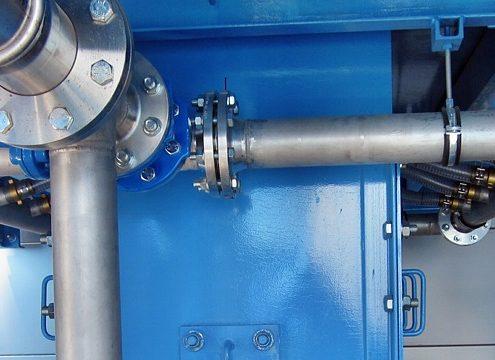 Die zweistufige Venturi-Kehle setzt laut Metso neuen Standard in der nassen Reinigung (Foto: Metso Germany GmbH)