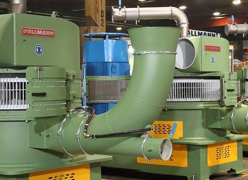 Pallmann Turbofiner Lynx, Typ PLMW (Foto: Pallmann Maschinenfabrik GmbH & Co. KG)