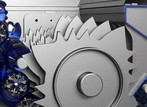 Rotor des LiquiDrainer (Foto: Strautmann Umwelttechnik GmbH)