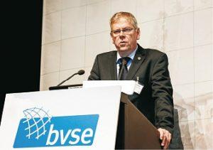 Analysierte den Markt aus Sicht der Papierindustrie: Bernd Scholbrock (Foto: bvse)