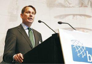 Per-Ove Nordström: Die Nachfrage nach Altpapier wird größer (Foto: bvse)