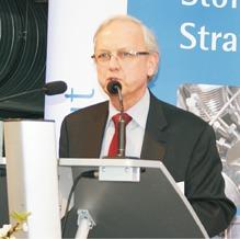 Dr. Siegfried Kreibe (Foto: Marc Szombathy)
