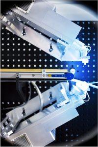 Die Radarkamera arbeitet bei 90 Gigahertz (Foto: : Fraunhofer)