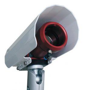 Thermografie-System zur Temperaturüberwachung großer Flächen (Foto: Minimax)