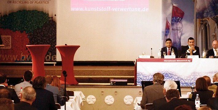 19. Internationaler Altkunststofftag in Bad Neuenahr (Foto: bvse)