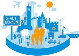 """VDI-Initiative """"Stadt:Denken"""" (Bild: VDI)"""