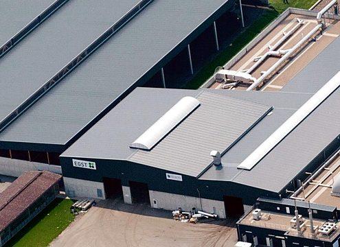Bekon-Anlage in Steinfurt (Foto: Eggersmann Gruppe GmbH & Co.KG)