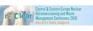 Central & Eastern Europe Nuclear Decommissioning and Waste Management Congress 2016 @ Sofia | Sofia City Province | Bulgarien