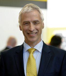 Dr. Uwe Habich, Geschäftsführer bei Steinert (Foto: Steinert)