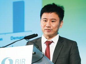 Curtis Zhu: Ab 2030 wird die Schrotterfassung in China steigen; auf lange Sicht wird die Volksrepublik sich zu einem bedeutenden Schrottexporteur entwickeln (Foto: BIR)
