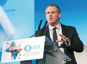 Mark Lewon: Die NE-Metallbranche ist eine zyklische, sich verändernde Industrie mit langfristig positiven Entwicklungen (Foto: BIR)