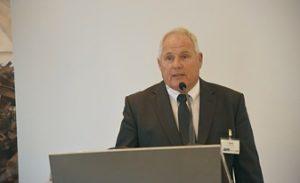 George Bond: Die Branche muss frühzeitig reagieren und zum Konzeptpartner der Stahlerzeuger werden (Foto: bvse=