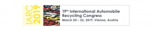 19th International Automobile Recycling Congress IARC 2019 @ Wien | Wien | Österreich