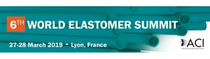 6th World Elastomer Summit 2019 @ Lyon | Auvergne-Rhône-Alpes | Frankreich