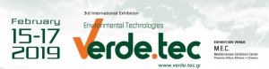 Verde.tec: International Exhibition on Environmental Technologies @ Peania | Griechenland