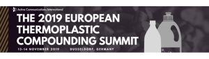 The 2019 European Thermoplastic Compounding Summit
