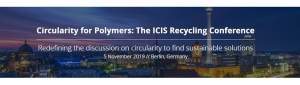 Circularity for Polymers: The ICIS Recycling Conference