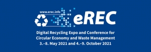 eREC – Digital Recycling Expo and Conference for Circular Economy and Waste Management