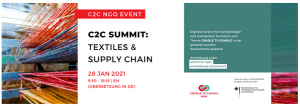 Cradle to Cradle Summit: Textiles & Supply Chain