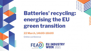 Batteries' Recycling: Energising the EU Green Transition